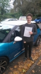 Ethan passed with Pass With Phil Driving School