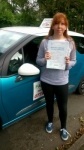 Hannah T passed with Pass With Phil Driving School