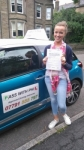 Hannah passed with Pass With Phil Driving School
