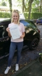 Harriet passed with Pass With Phil Driving School