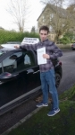 Isaac passed with Pass With Phil Driving School