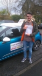 Jack passed with Pass With Phil Driving School