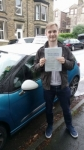 Jake passed with Pass With Phil Driving School