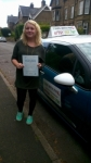 Jade passed with Pass With Phil Driving School