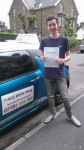 James passed with Pass With Phil Driving School