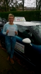 Jasmin passed with Pass With Phil Driving School