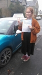 Jess passed with Pass With Phil Driving School