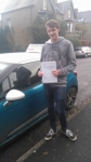 Joel passed with Pass With Phil Driving School