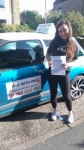 Jordan passed with Pass With Phil Driving School