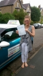 Kara passed with Pass With Phil Driving School