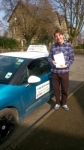 Karl passed with Pass With Phil Driving School