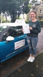 Kayleigh passed with Pass With Phil Driving School
