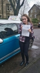Kirsty passed with Pass With Phil Driving School
