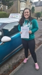Lily passed with Pass With Phil Driving School