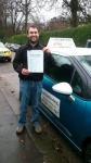 Luke passed with Pass With Phil Driving School