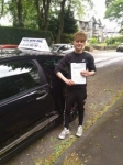 Matt R passed with Pass With Phil Driving School