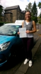 Natalie passed with Pass With Phil Driving School