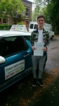 Nathan passed with Pass With Phil Driving School