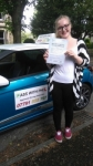 Olivia passed with Pass With Phil Driving School