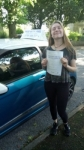 Phoebe passed with Pass With Phil Driving School