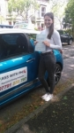 Rachael passed with Pass With Phil Driving School