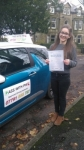 Rachel passed with Pass With Phil Driving School