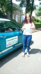 Rhianna passed with Pass With Phil Driving School