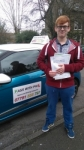 Ryan passed with Pass With Phil Driving School