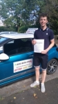 Sam passed with Pass With Phil Driving School