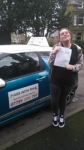 Sarah passed with Pass With Phil Driving School