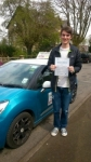 Sean passed with Pass With Phil Driving School