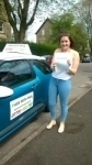 Sharna passed with Pass With Phil Driving School