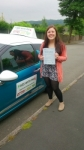 Sienna passed with Pass With Phil Driving School