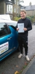 Tallis passed with Pass With Phil Driving School