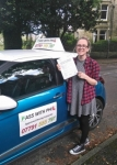 Tamsin passed with Pass With Phil Driving School