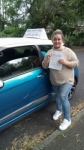 Toni passed with Pass With Phil Driving School