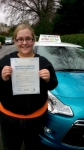Amanda passed with Pass With Phil Driving School