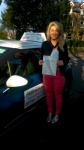 Bianca passed with Pass With Phil Driving School