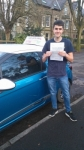 callum passed with Pass With Phil Driving School