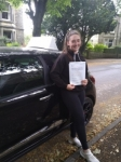 Harlie passed with Pass With Phil Driving School