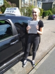 Olivia S passed with Pass With Phil Driving School