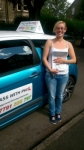 Saskia passed with Pass With Phil Driving School