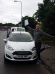 Alice Baraz passed with Drivewell Driving Academy