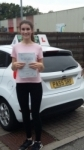 Anna Dee passed with Drivewell Driving Academy