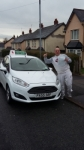 Darren Sheppard passed with Drivewell Driving Academy
