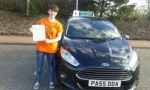 Emily Stander passed with Drivewell Driving Academy