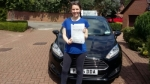 Emma Cooney passed with Drivewell Driving Academy