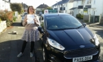 Emma Lewis passed with Drivewell Driving Academy