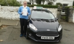 Erin Brennan passed with Drivewell Driving Academy