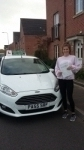 Freya Oliver passed with Drivewell Driving Academy